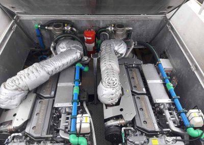 Onderhoud en Reparatie Motor Nieuwe Leidingen