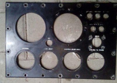 Vernieuwing instrumentenpaneel