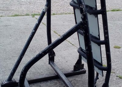 Reparatie Crash-bar