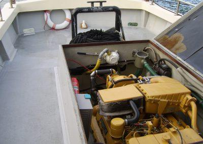 hermotorisering offshore werkboot